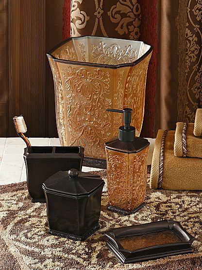 Chris madden ravenna bath accessories jcpenney