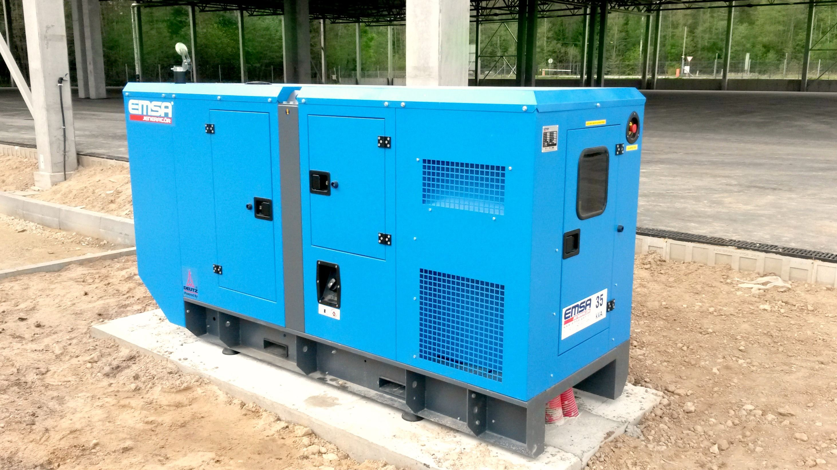 We can offer sel generator open closed residential super