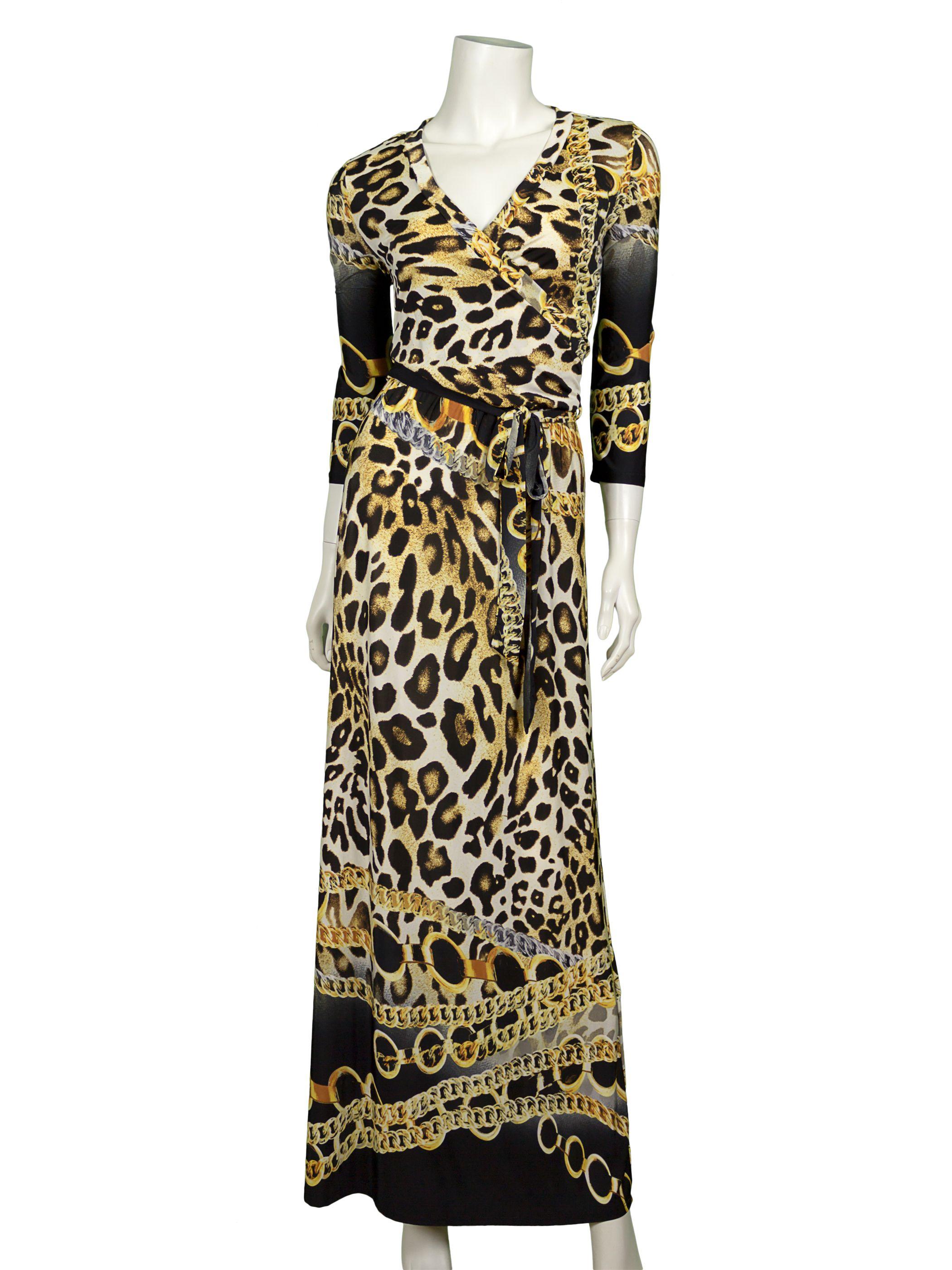 Jersey Kleid, multicolor - Online Shop meinkleidchen.de ...