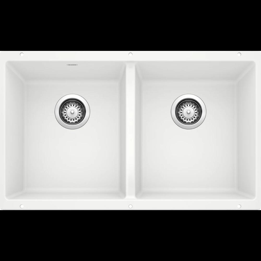 Download Wallpaper White Farmhouse Undermount Kitchen Sink
