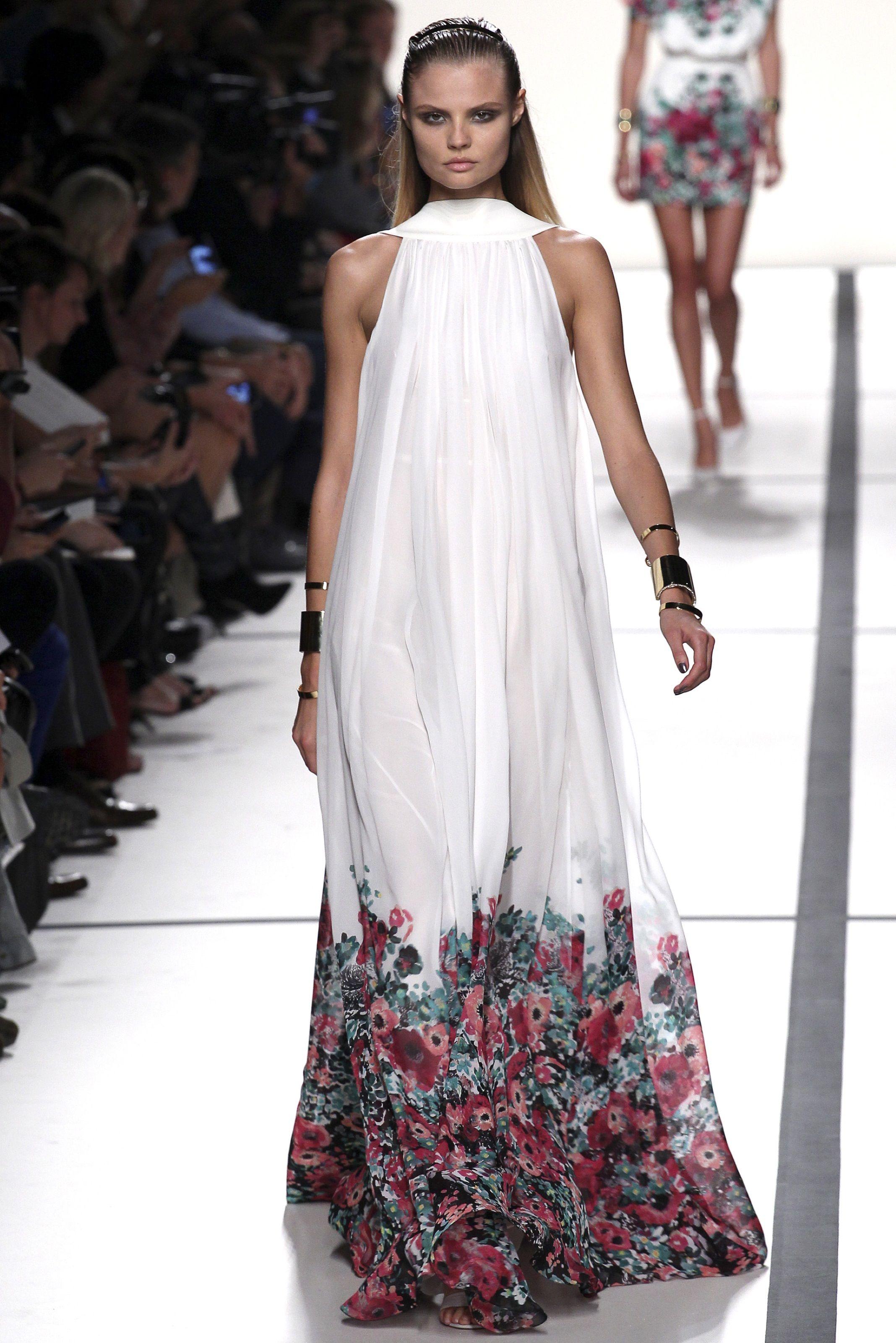 Dresses for Spring-Summer 2014