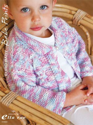 Free EY2004 Babe Prints Cable and Moss Cardigan
