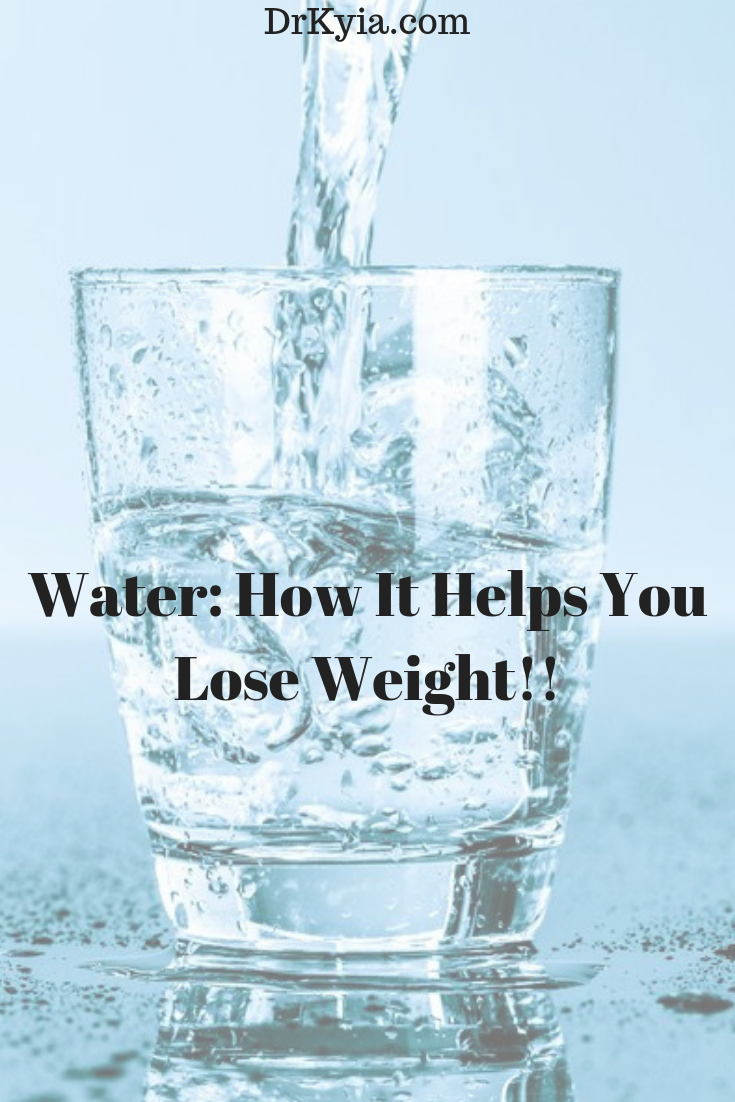 Lose Weight With Water Drinking Water Pinterest Weight Loss