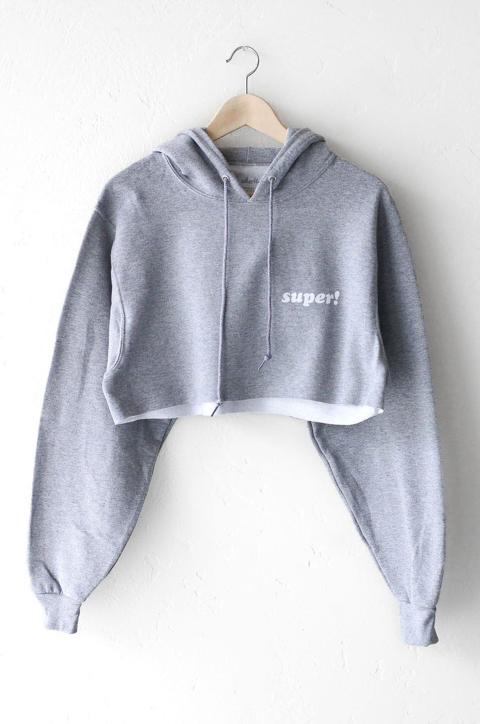 Description Size Guide Details Super Oversized Cropped Hoodie In Grey Brand Nyct Clothing Unise Cropped Hoodie Super Cropped Hoodie Crop Sweatshirts [ 1432 x 950 Pixel ]