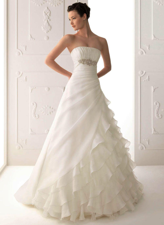 photos of princess bridal dresses | Wedding dress » Princess wedding ...