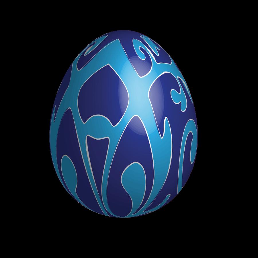 Large Blue Easter Egg | BLUE EASTER | Pinterest | Easter eggs ...