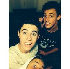 Nash and Cameron