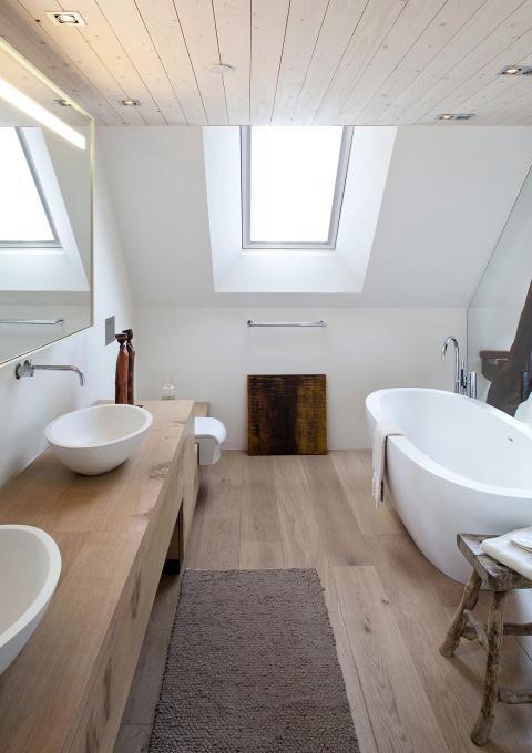 Nahtloser Anbau Bild 3 Badezimmer Landhaus Badezimmer