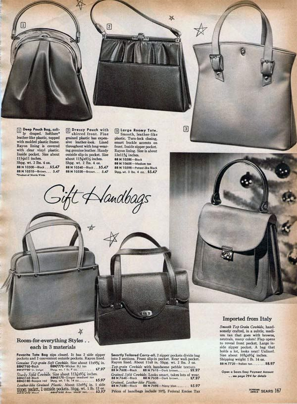 1950s Purses   Handbags  Styles fb1e46b394c9a