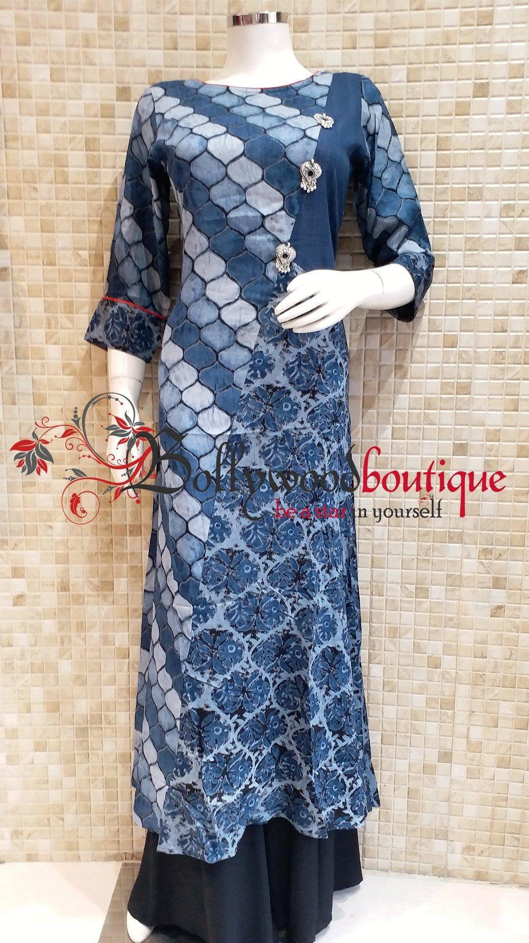 Designer Kurtis - Bollywood Boutique | Dresses | Pinterest ...