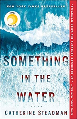 Reese witherspoon book club something in the water