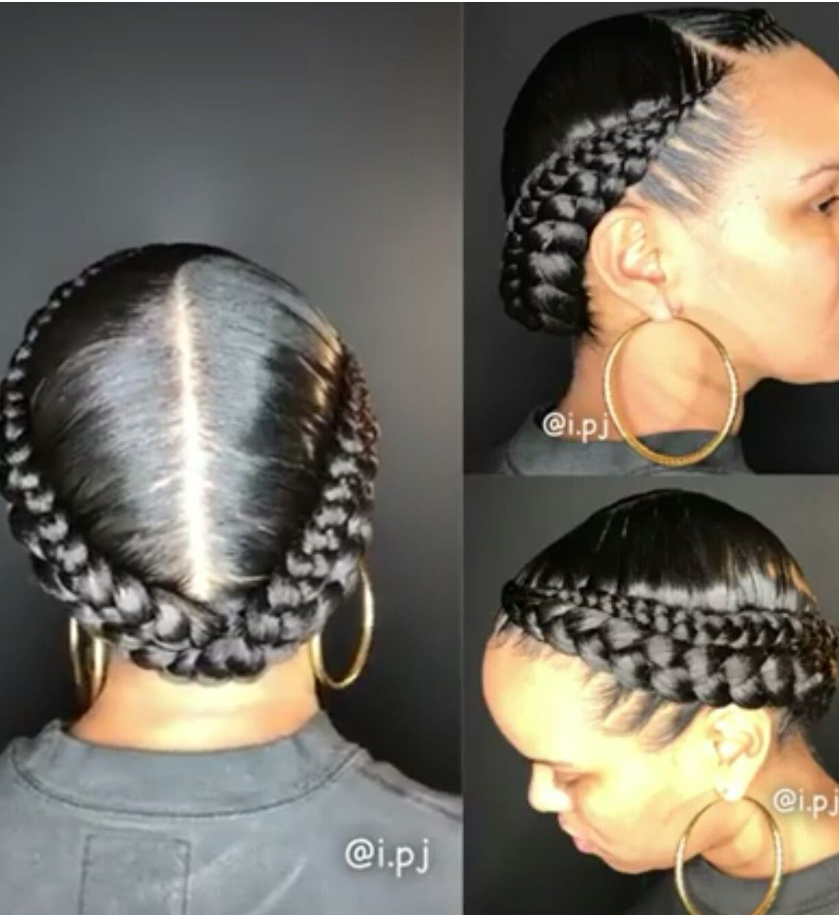 Stunningly cute ghana braids styles for hair hair and more