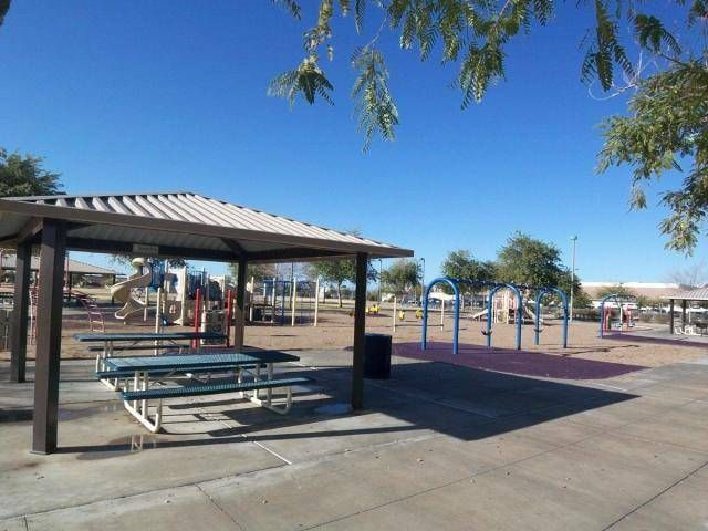 Augusta Ranch Community Park Is Located Adjacent To Augusta Ranch