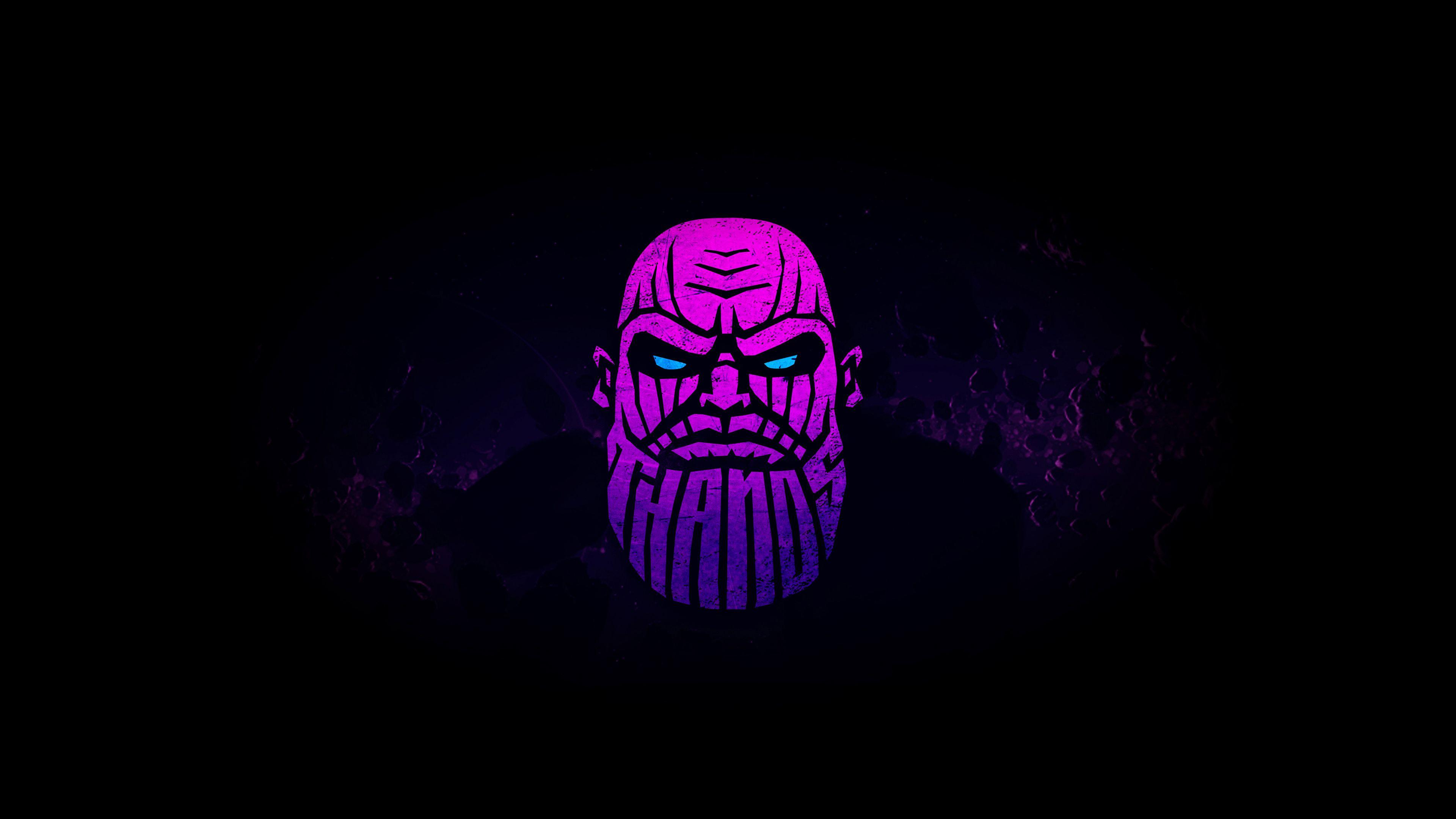 Thanos Minimal Art 4k Thanos Wallpapers Supervillain Wallpapers Minimalist Wallpapers Minimalism Wa Minimalist Wallpaper Artistic Wallpaper Marvel Wallpaper