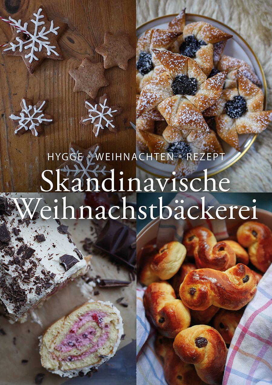 Weihnachstbäckerei aus Skandinavien