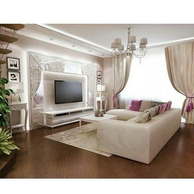 صالة جلوس مودرن Home Room Decor