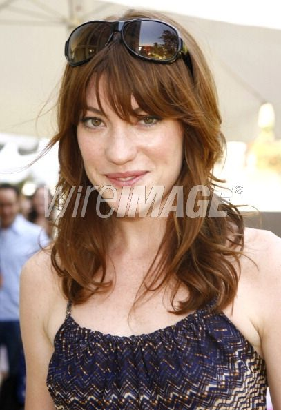 Jennifer Carpenter during Jaqua Beauty...