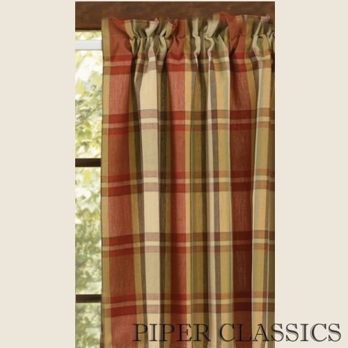 How To Have A Perfectly Plaid Holiday Home Buffalo Check Shower Curtain Shower Curtain Decor Bathroom Decor