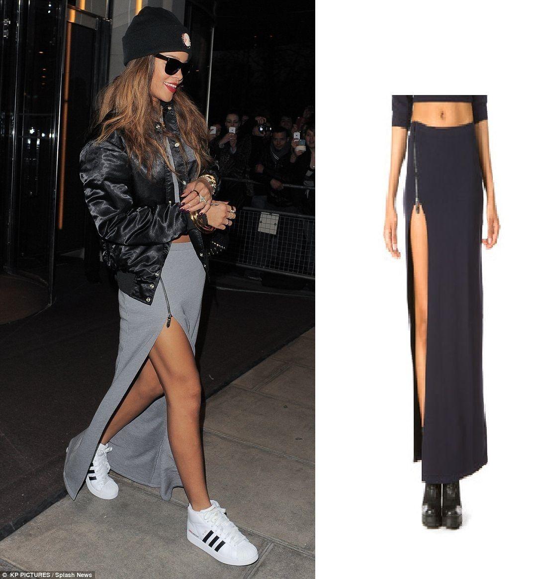 Fashion Maxi Dress Ring Pull Zip