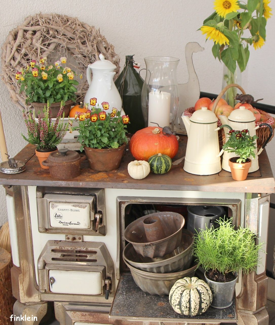 Haus Und Garten: Pin Von Finklein Auf Herbst