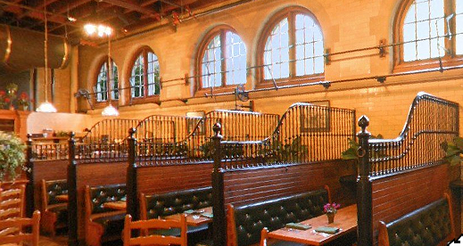 The Le Cafe At Biltmore A Beautiful Restaurant That Is Inside Original Horse