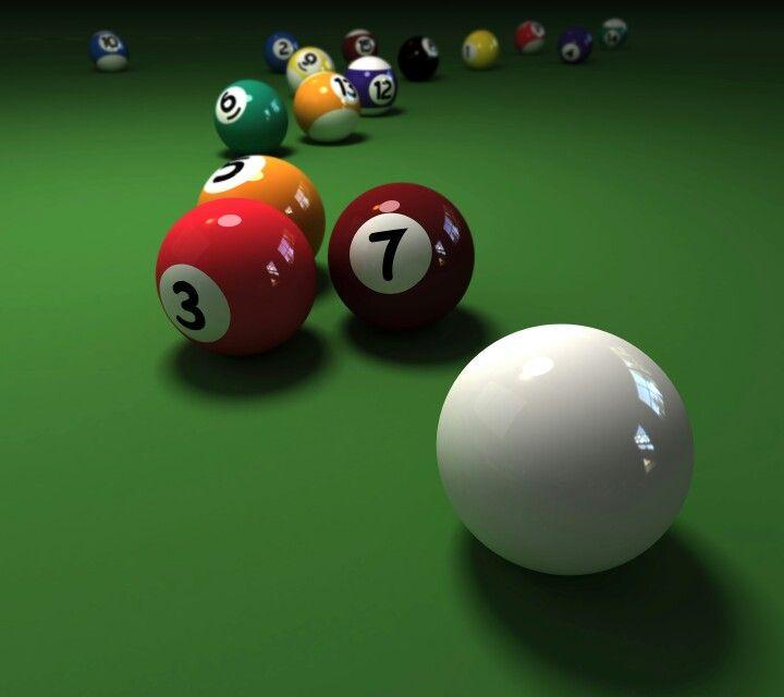 Pin De Clau Uwu En Sports Bolas De Billar Billares Mesa De Pool