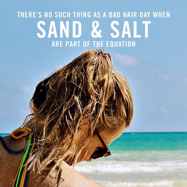 SWELLivin (Swell Blog) | Beach hair, Good hair day, Bad hair day