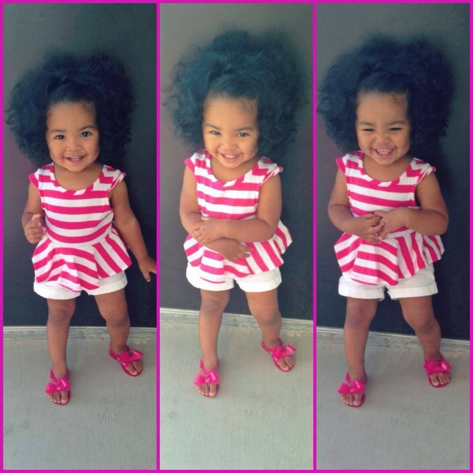 Future kid...African American & Hispanic | Little baby ...