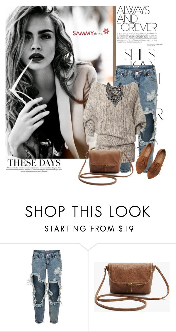 """""""Sammydress5/60"""" by elmaimsirovic ❤ liked on Polyvore featuring Rika, One Teaspoon, women's clothing, women, female, woman, misses and juniors"""
