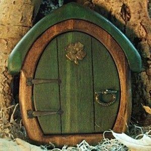 Lucky leprechaun door & Lucky leprechaun door | Gardening | Pinterest | Gardens and ... pezcame.com