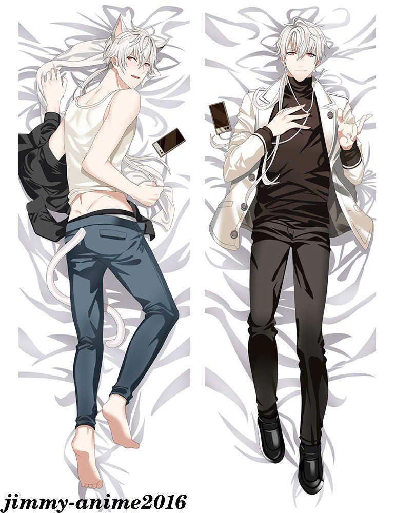 anime long pillow,boy body pillow,150 x 50cm body pillow