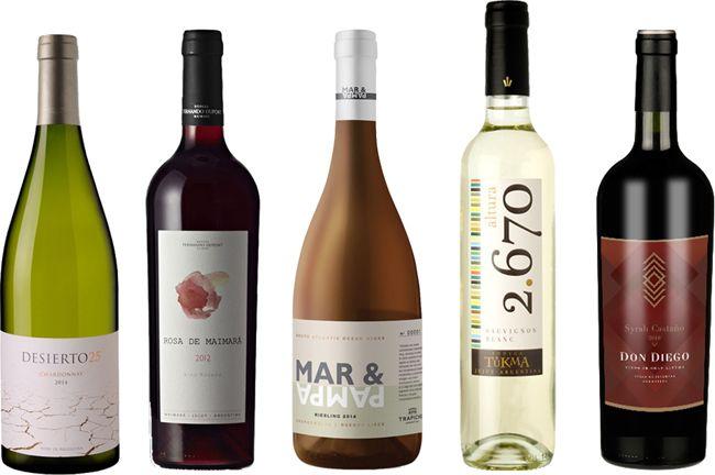 5 Vinos De Zonas No Tradicionales Que Tenes Que Probar Conexionbrando Vinos Botellas De Vino Beber Vino