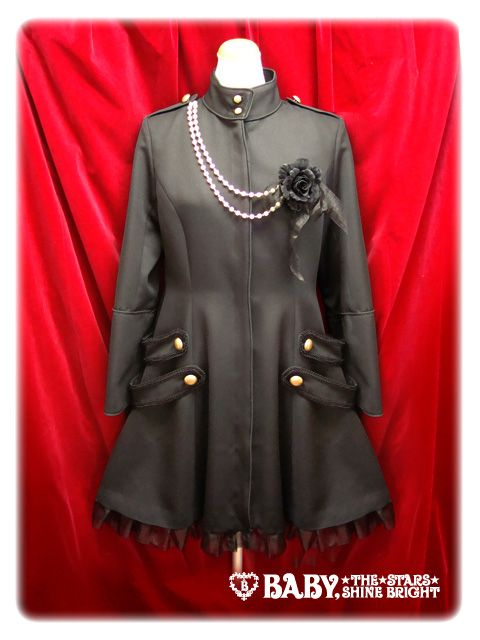 Alice and the Pirates Chevalier Short Coat