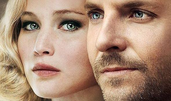 Jennifer Lawrence and Bradley Cooper reunite in first joint poster ...