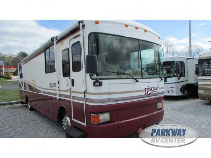 1998 Fleetwood Discovery 36t For Sale Ringgold Ga Fleetwood Discovery Fleetwood Rv For Sale