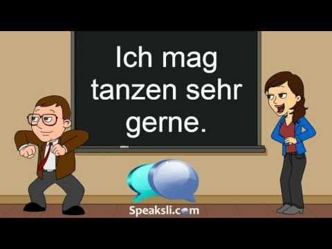 Basic German Conversation Learn German Speaksli - YouTube