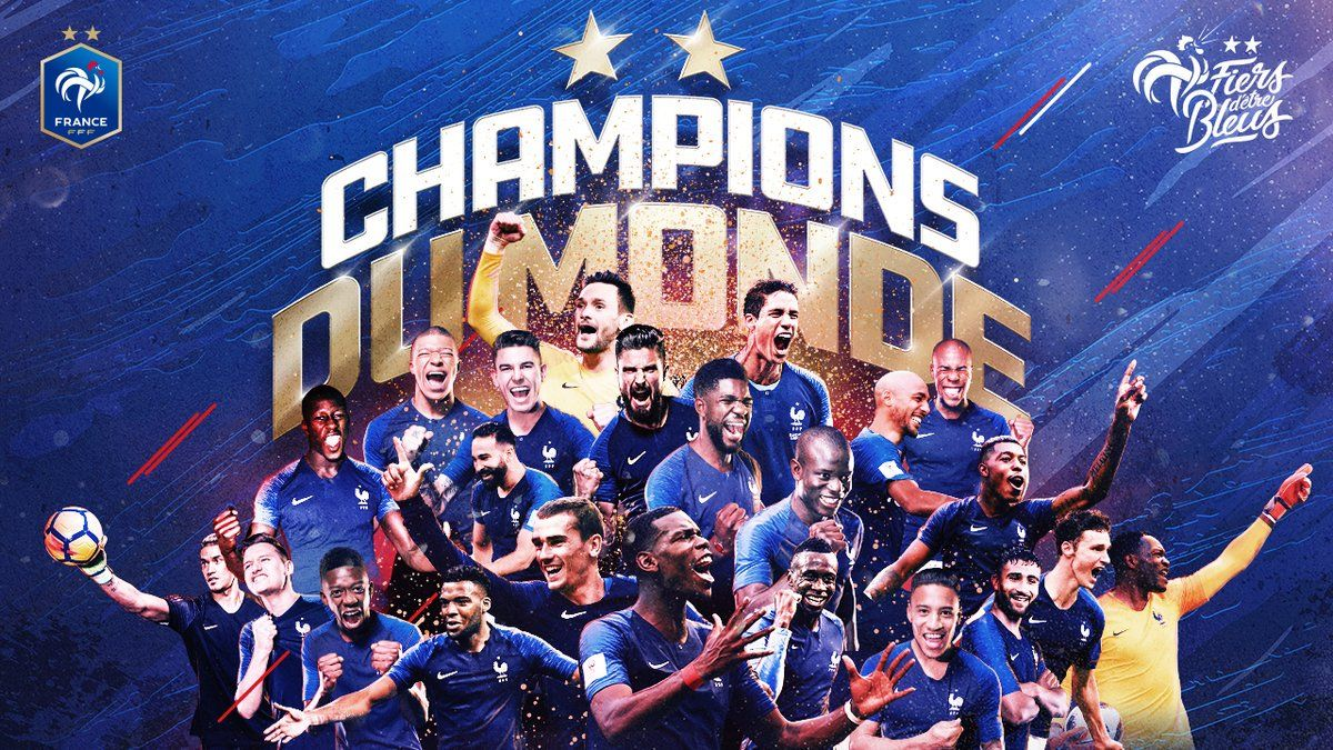 French Team Frenchteam On Twitter France World Cup Sports