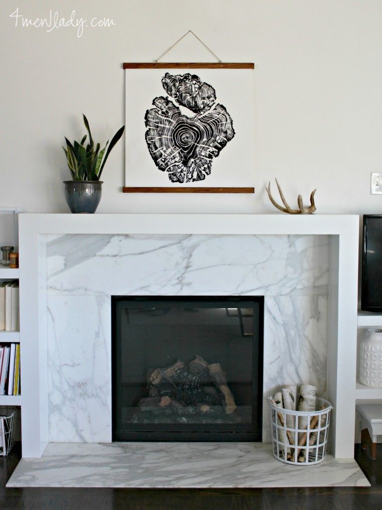 How to frame anything with inexpensive wood trim click for tutorial