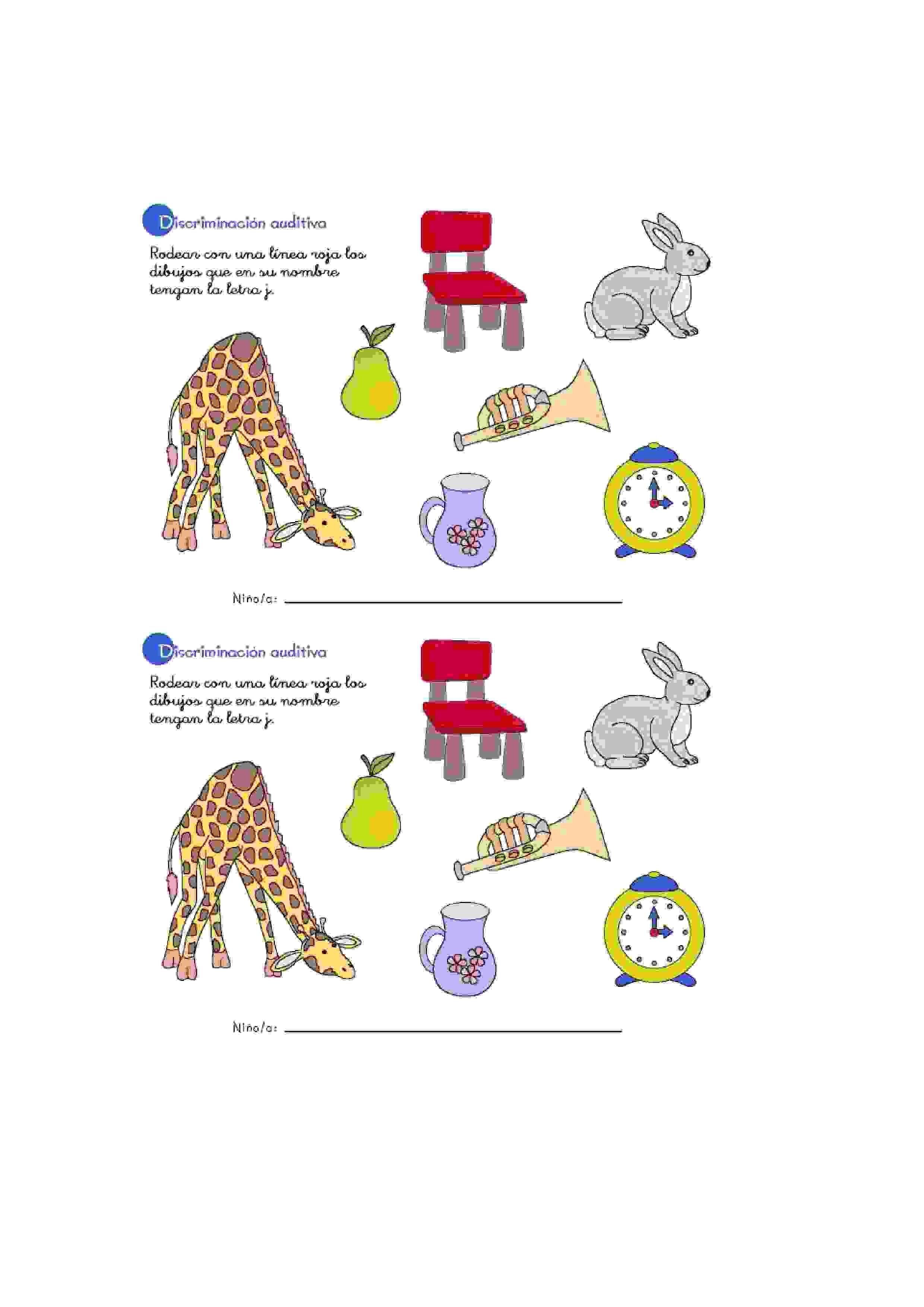 Actividades Para Ninos Preescolar Primaria E Inicial