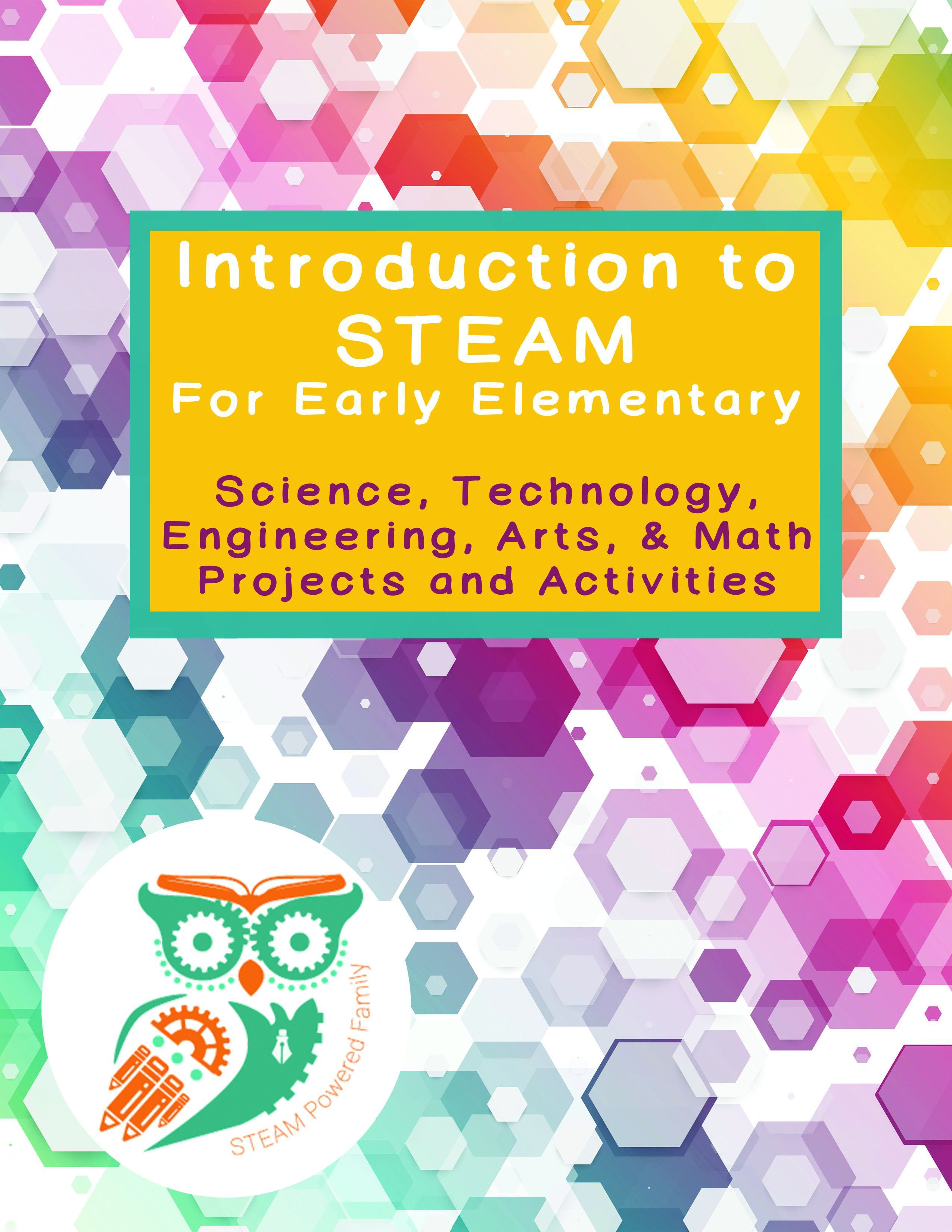 Introduction To Steam For Kindergarten And Early