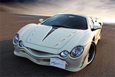 光岡自動車の「ヒミコ」が英国で受注好調って本当?