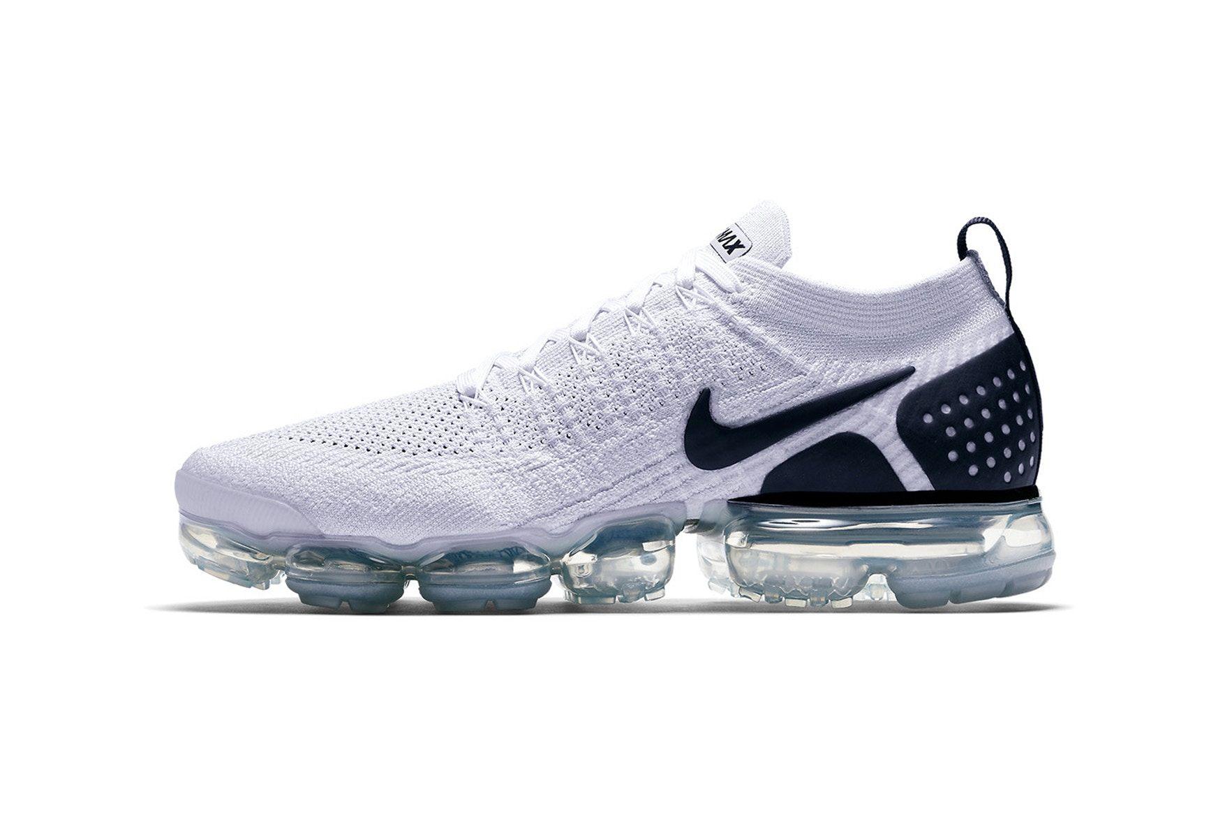 Nike Reveals White Black Reverse Orca Air Vapormax Flyknit 2 0 Sneakers Men Fashion Nike Air Nike Air Vapormax