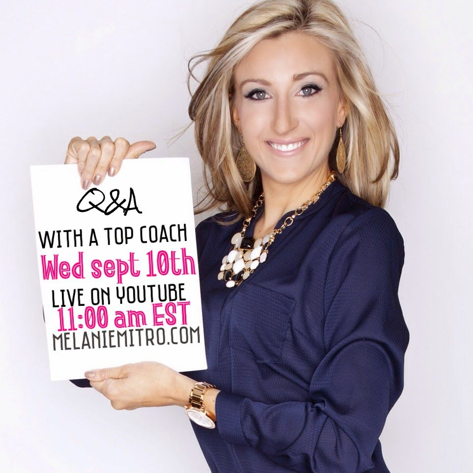 Live Q&a With A Top Beachbody Coach, Ask Questions, Get Answers, Melanie  Mitro