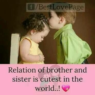 Tag Mention Share With Your Brother And Sister Siblings Funny Quotes Brother Sister Love Quotes Sibling Quotes Brother