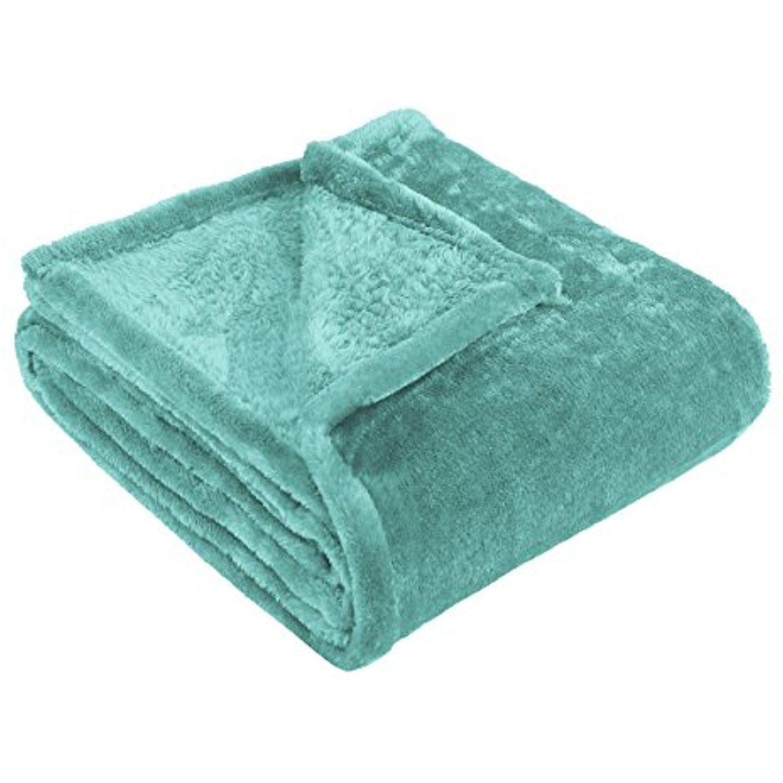 Superior ultraplush fleece blankets thick cozy and warm premium