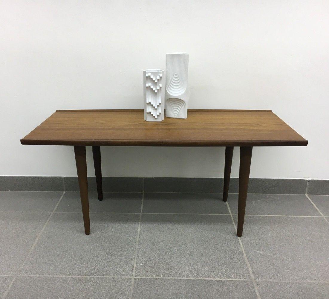 For sale: Vintage teak coffee table, 1960's | Teak coffee ...