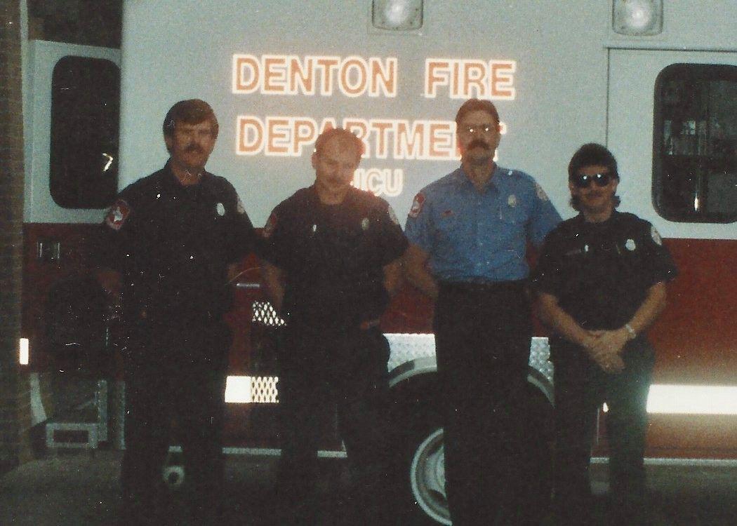 Pin By Arthur J Art Seely Jr Rp On Denton Fire Department Emergency Vehicles Fire Trucks Station 1