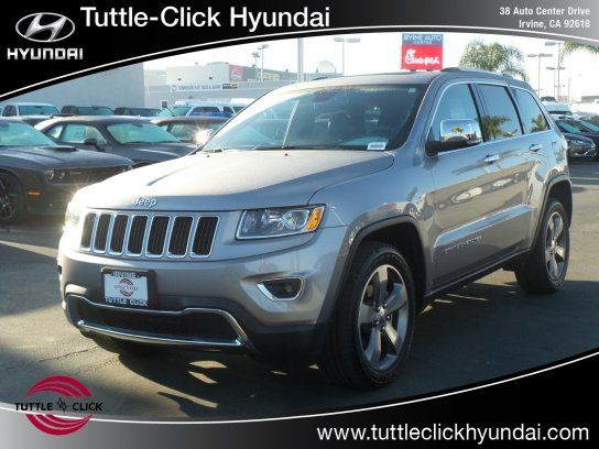 Sport Utility, 2016 Jeep Grand Cherokee 2WD Limited with 4 ...