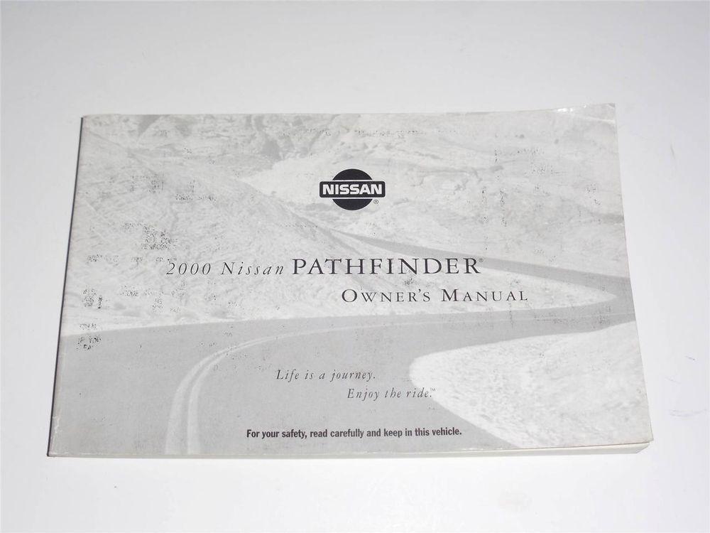nissan xterra 2000 owners manual