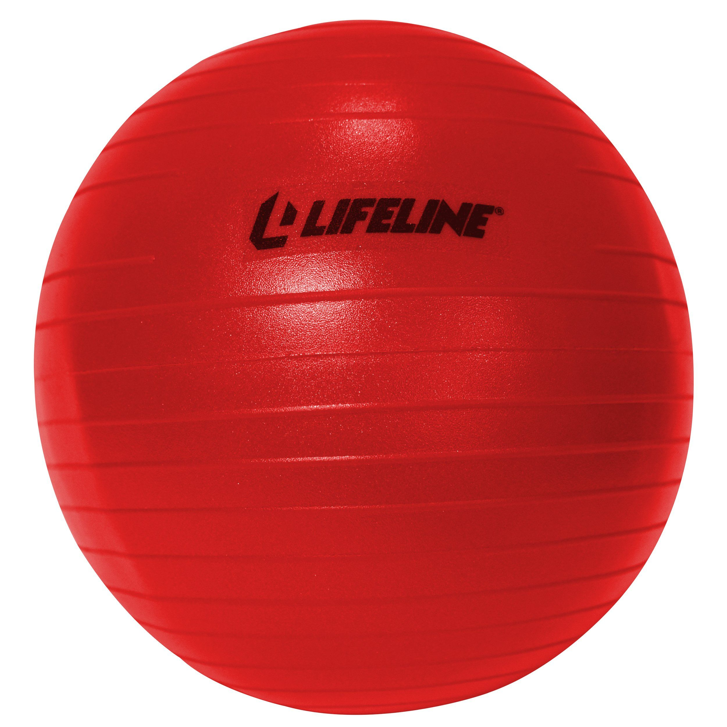Lifeline Mini Core Ball. Addresses back pain. Strengthens abs and core. Helps improve posture and balance.